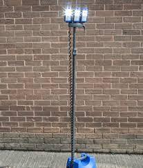 battery powered work lights battery powered work light ritelite portable lighting 01780 758585