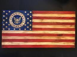 Singapore Navy Flag Wooden American Flag W Air Force Logo Customizable Flag