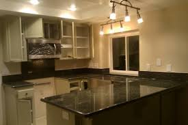 under the cabinet light lighting kitchen granite undermount sink light fixtures home