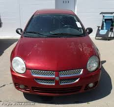 2005 dodge neon sxt item db3986 sold july 11 seized