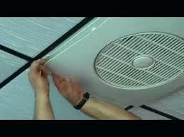 suspended ceiling exhaust fan best drop ceiling fan ceiling fan design handyman replace drop