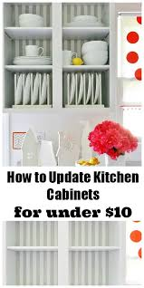 How To Modernize Kitchen Cabinets Best 25 Inside Kitchen Cabinets Ideas On Pinterest Kitchen