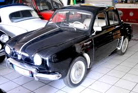 renault dauphine convertible 1962 renault dauphine classic driver market