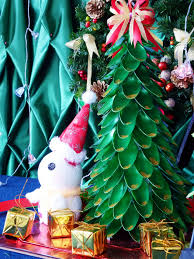 paper craft christmas tree free stock photo public domain pictures