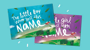 the little boy or who lost their name wonderbly