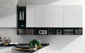 Kitchen Wall Cabinet Kitchen Tall Cabinet Unoedue Euromobil Spa