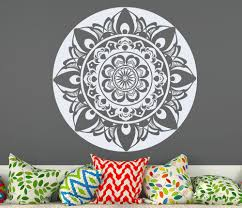 Wall Decals Mandala Ornament Indian by 2016 Sale Mandala Decals Namaste Sticker Lotus Wall Vinyl
