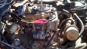 1984 nissan 720 pickup 2 4l z24 hitachi dfp384 carburetor rebuild