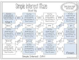all worksheets calculating simple interest worksheet free