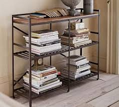 Bookshelves And Cabinets by Bookshelves U0026 Cabinet Furniture Pottery Barn