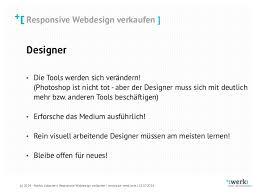 web design lernen responsive web design verkaufen developer week dwx 2014