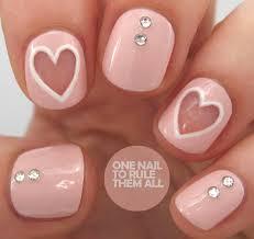 65 most beautiful heart nail art design ideas for trendy girls