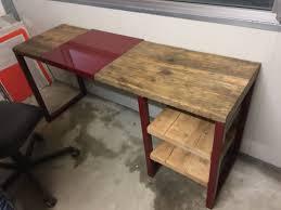 lustre bureau petit bureau de fabrication artisanale style industriel