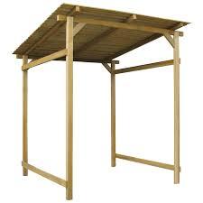 cache conteneur bois la boutique en ligne grand abri de jardin en bois 180 x 200 x 200