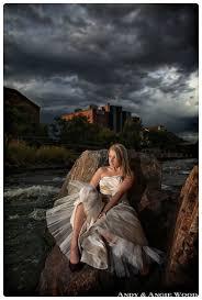 colorado photographers kami trash the dress in colorado colorado s most award winning