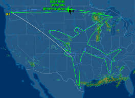 Alitalia Route Map by Boeing Draws A 787 Over The United States With A 787 Airways