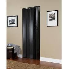 Accordion Doors For Closets New Spectrum 36 X 80 Brown Espresso Accordion Door Vinyl