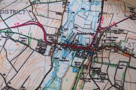 Map Fabric Make A Map The Personalised Map Creator Tool Splashmaps