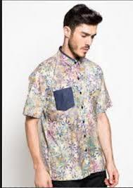desain baju batik pria 2014 25 model baju batik pria terpopuler 2018 2019 info kebaya modern