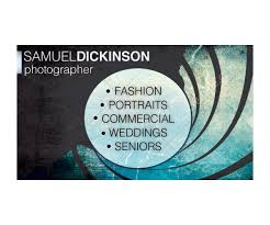 Fashion Photography Business Cards Business Card Design Template Buy Professional Business Card For