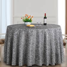 outdoor dining table cover multi color polyester round table cover pattern fabric rectangular
