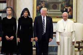 Skeptical Kid Meme - trump and miserable pope francis photo inspires memes