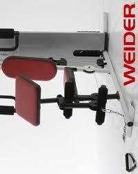 Weider Pro Bench Samtex9 Weider Pro 3000 Multigym Weider Multi Gym