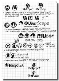 behind the scene 30 great examples of logo design process designbeep