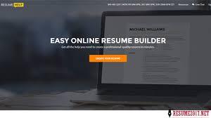 easy online resume builder easy online resume maker crafty 17
