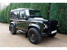 defender land rover 90 used land rover defender 90 suv 2 2 td xs station wagon 3dr in