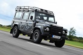 range rover icon land rover defender 110 adventure review auto express