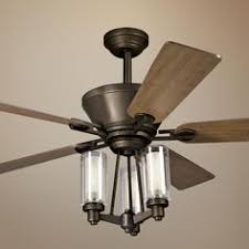 Kitchen Ceiling Fan With Light looks like a pot rack but is a kitchen ceiling fan for the