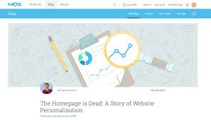 website personalization 5 expert insights into increasing your website conversions through