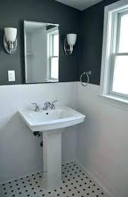 pedestal sink bathroom ideas small bathroom pedestal sink bathroom sinks with pedestals best of