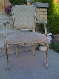 Bergere Dining Chairs A Pair Of Antique Vintage French Victorian Louis Bergere Accent