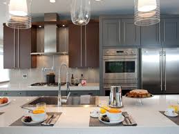 brown modern kitchen mid century modern kitchen cabinets white orchid interiors