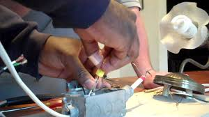 learning basic electrical wiring installing 15 amp switch youtube