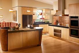 kitchen paint color to go with natural maple cabinets best kitchen