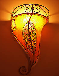 Moroccan Sconce Henna Painted Sconce Free S H Sconces Lamps From Morocco At
