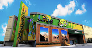 Mall Of America Floor Plan Crayola Experience To Open In Mall Of America Next Summer The