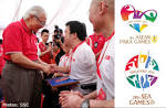 Countdown to 2015 SEA Games begins with unveiling of logo, theme.