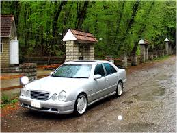 mercedes e55 amg w210 facelift mercedes benz catalog with