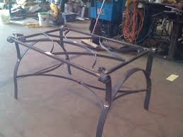 wrought iron dining room furniture wrought iron dining room table mitchell welding and iron works inc
