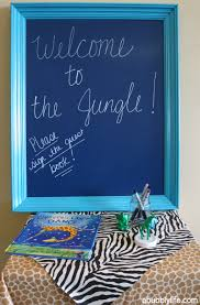 a bubbly lifewelcome to the jungle baby shower a bubbly life