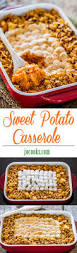classic thanksgiving recipes sweet potato casserole jo cooks