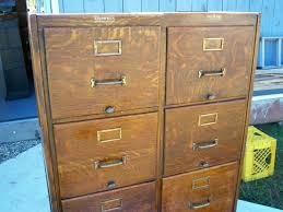 Antique Wood File Cabinet Amazing Details About Vintage Mayline Wood 10 Drawer File Cabinet