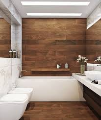 Bathroom Wall Tile Ideas For Small Bathrooms Best 25 Wood Tile Bathrooms Ideas On Pinterest Wood Tile
