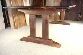 dining tables trestle table bases rustic counter height rustic trestle table trestle dining table with bench rustic dining