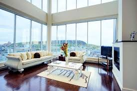 sample living rooms picture of le 400 sherbrooke ouest by