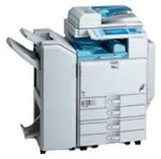 ricoh aficio mpc5000 digital color copy print scan